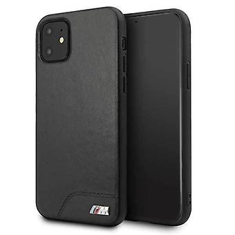 BMW M Collection Backcover Cover iPhone 11 - Schwarz