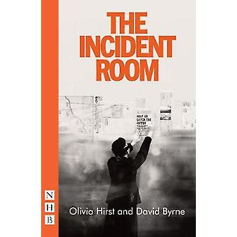 The Incident Room by Olivia Hirst - 9781848429291 Book