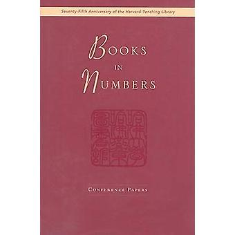 Books in Numbers by Wilt L. Idema - 9789629963316 Book