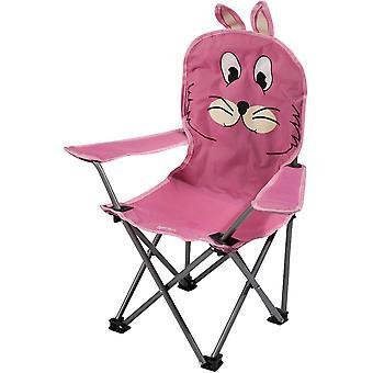 Regatta Animal Pattern Kids Lightweight Steel Folding Camping Chair