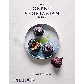The Greek Vegetarian Cookbook by Heather Thomas - 9780714879130 Book