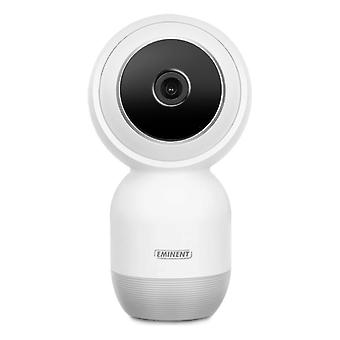 IP camera Eminent EM6410 1080 px WiFi 2.4 GHz White