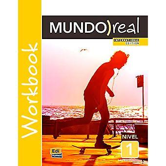 Mundo Real International Edition Nivel 1 - Exercises Book - 9788498489