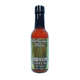 Heartbreaking Dawns Fervor Reaper Chile Hot Sauce
