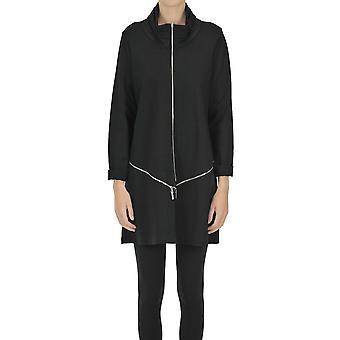 Joseph Ribkoff Ezgl414013 Women's Black Viscose Coat