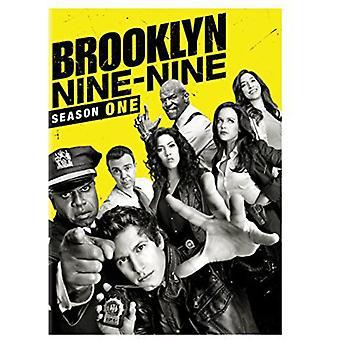 Brooklyn nueve-nueve: Importación USA una temporada [DVD]