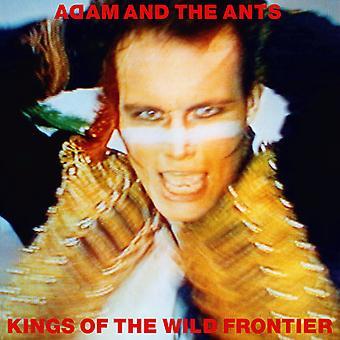 Adán y las hormigas - Reyes de la importación de los E.e.u.u. frontera salvaje [CD]