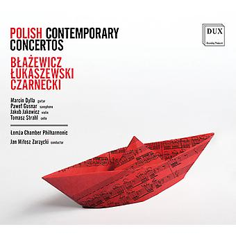 Polish Contemporary Concertos [CD] USA import