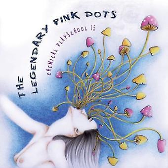 Legendary Pink Dots - Chemicalplayschool 15 [CD] USA import