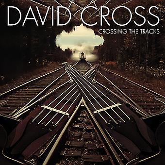 Cross*David - Crossing the Tracks [CD] USA import