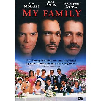 My Family [DVD] USA import