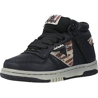 Victoria Sneakers 12414v Colore Marino