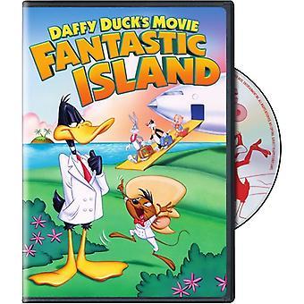 Film de Daffy Duck: importation USA Fantastic Island [DVD]