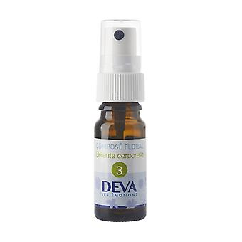 Body Relaxation 10 ml of floral elixir