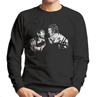 Motorsport Images McQueen og Pete 2nd Position Men's Sweatshirt