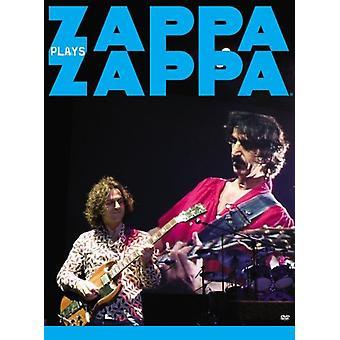 Zappa Plays Zappa - Zappa spielt Zappa [DVD] USA import
