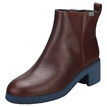 Camper Wonder Gore-tex Womens Ankle Boots in Chocolate