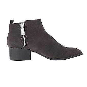 Kenneth Cole Womens Dara Leather Almond Toe Ankle Fashion Boots