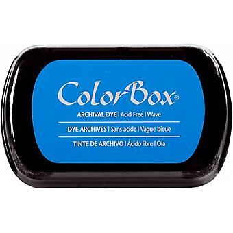 Clearsnap ColorBox Archival Dye Ink Full Size Wave