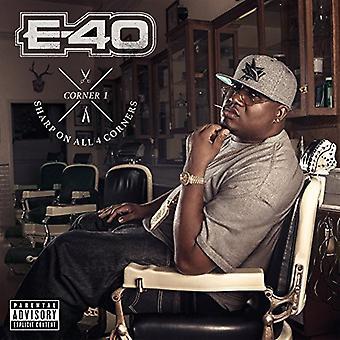 E-40 - Sharp on All 4 Corners: Corner 1 [CD] USA import