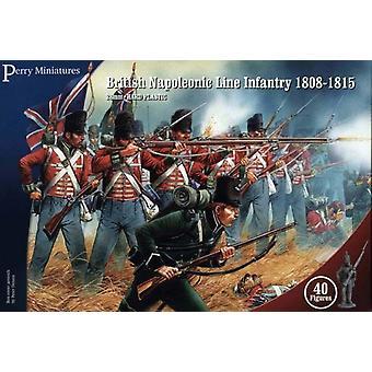 Perry Miniatures British Napoleonic Line Infantry