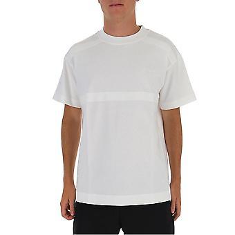 Jacquemus 206js03206218010 Heren's White Cotton T-shirt