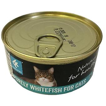 Purely Fish Canned Salmon For Cats -170g