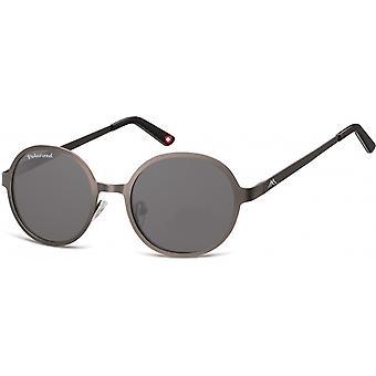 Sunglasses Unisex round taupe MP87C