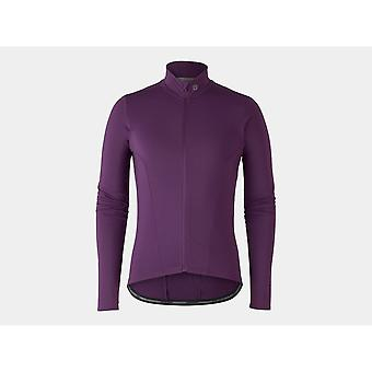 Bontrager Jersey - Velocis Thermal Long Sleeve Cycling Jersey