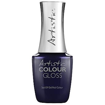 Kunstnerisk farveglans indpakket i Mystery 2019 Gel Polish Collection - Ingenue In Blue (2700238) 15ml