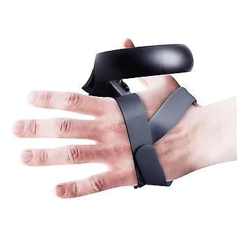 Touch Controller Grip Cover Case, Pu Knuckle Strap For Oculus Quest / Rift S