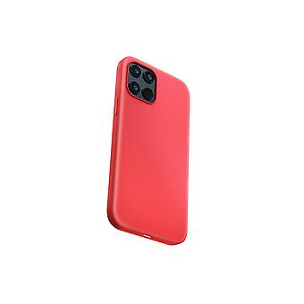 iPhone 12 Pro Max Case Matte Red - Ultra thin & strong with super fine grip!