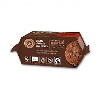 Doves Farm - Double Chocolate Cookies