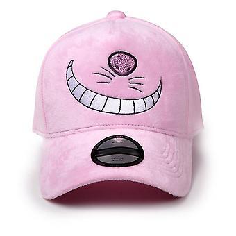Disney Alice in Wonderland Cheshire Cat Curved Bill Cap Unisex Pink BA887822AIW