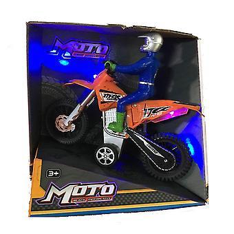 Valot ja äänet Moto Rider