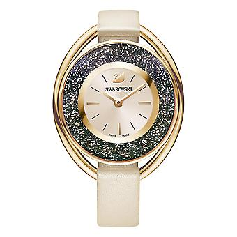 Swarovski 5296319 Crystalline Oval Ladies Watch