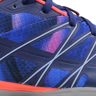 The North Face Litewave Ampere Patriot Blue Print/Tropical Coral NF00CXU1GSL Women's