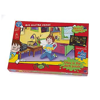 Horrid Henry Air Guitar 100 pieces jigsaw puzzle Age 6+