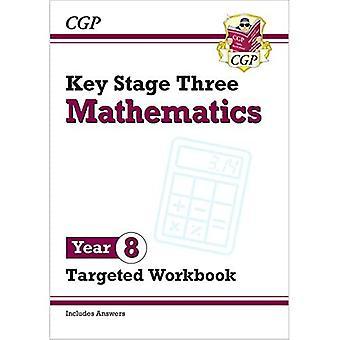 Novo KS3 matemática ano 8 alvejado livro (com respostas)
