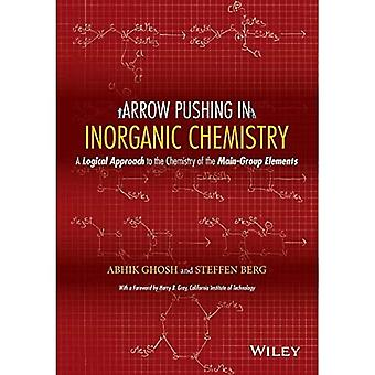 Arrow-Pushing in Inorganic Chemistry: A Logical Approach to the Chemistry of the Main Group Elements