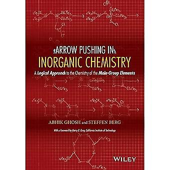 Nuolen työntäminen epäorgaanisessa kemiassa: Looginen lähestymistapa pääryhmän elementtien kemiaan