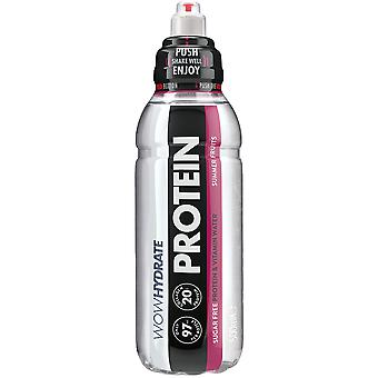 Wow Hydrate Protein Summer Fruits Sports Drink