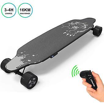 HB10 Elektro Skateboard Long Board mit Fernbedienung LG Lithium-Ionen 36V 4.0AH