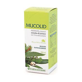 MUCOLID THYMO-EUCALYPTUS 150ML 150 ml