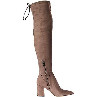 Circus door Sam Edelman Women's Shoes Hannover 2 Leather Closed Toe Over Knee Fa...