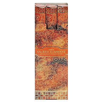 Something Different Amber Incense Stick (Pack de 6)