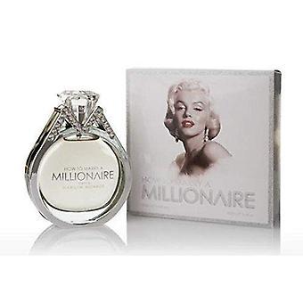 Marilyn Monroe How To Marry a Millionaire Eau de Parfum 50ml Spray