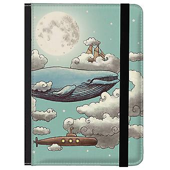 Caseable kindle and kindle paperwhite case, ocean meets sky