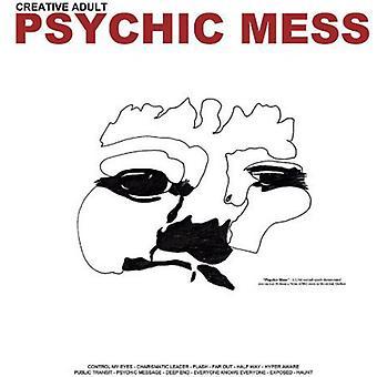 Creative Adult - Psychic Mess [Vinyl] USA import