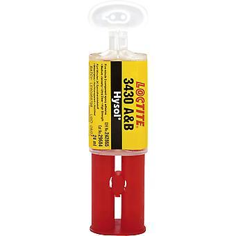 Loctite 142517 EA 3430 A&B Clear (1:1)Twin Syringe 24ml